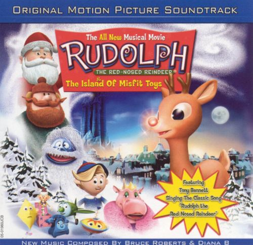 Rudolph the Red-Nosed Reindeer and the Island of Misfit Toys [Original  Motion Picture ...
