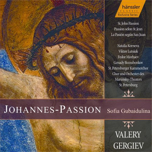 Johannes-Passion (St. John Passion), for soloists, double chorus, organ & orchestra