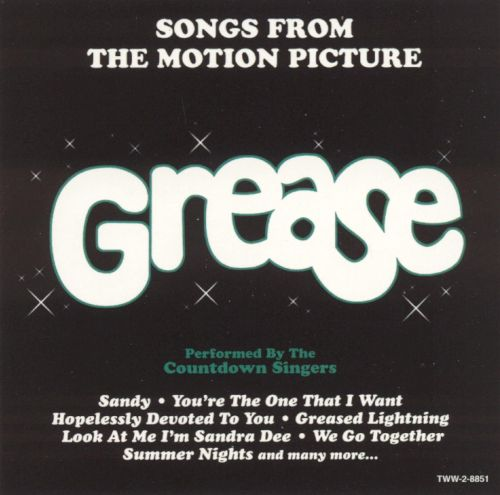Grease: Songs from the Motion Picture