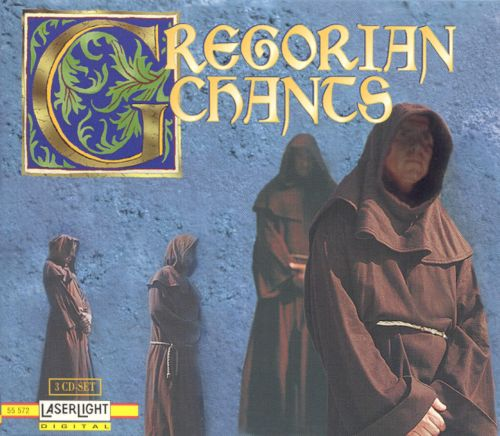 Gregorian Chants [Box Set]