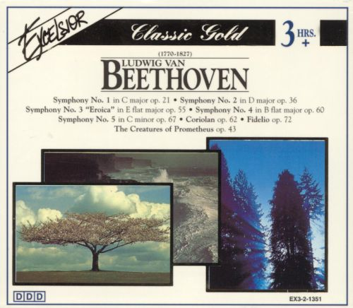 Beethoven: Classic Gold