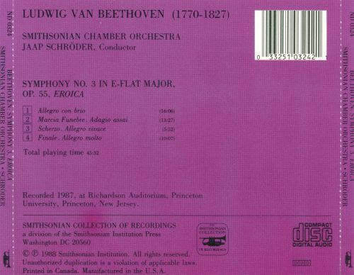 Beethoven: Early Years through the