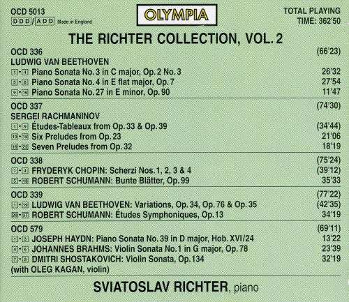 The Richter Collection, Vol. 2