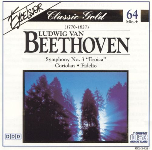 Beethoven: Symphony No. 3; Overtures