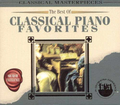 The Best of Classical Piano Favorites - Various Artists