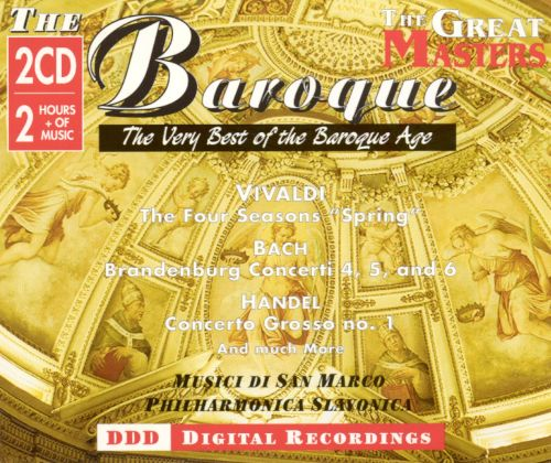Baroque: The Very Best of the Baroque Age