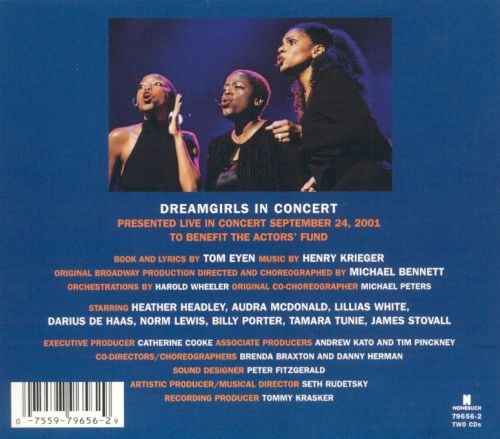 Dreamgirls in Concert: The First Complete Recording