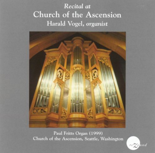 Recital at Church of the Ascension