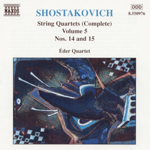 String Quartet No. 15 in E flat minor, Op. 144