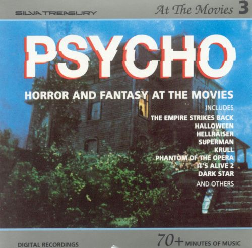 Psycho: Horror and Fantasy at the Movies