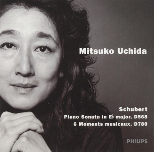 Schubert: Piano Sonata, D568; Moments musicaux, D780