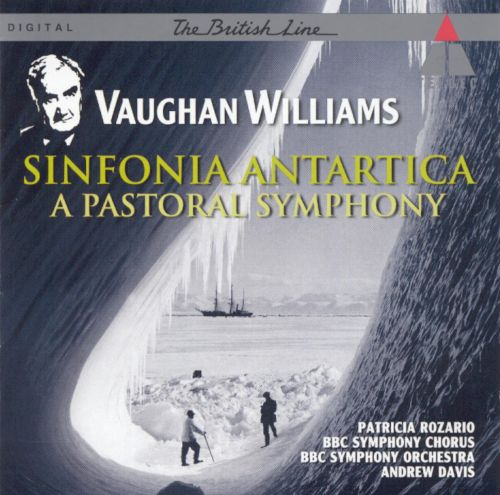 Image result for sinfonia antartica by vaughan williams