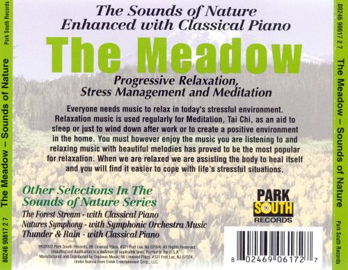 The Meadow (with Sounds of Nature)