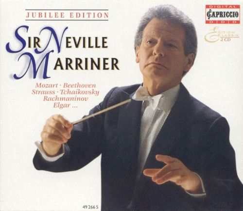 Sir Neville Marriner Jubilee Edition