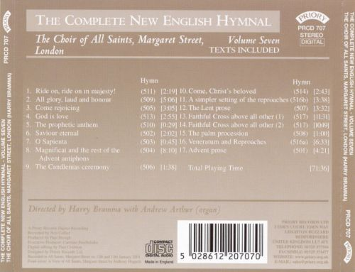 The Complete New English Hymnal, Vol. 7