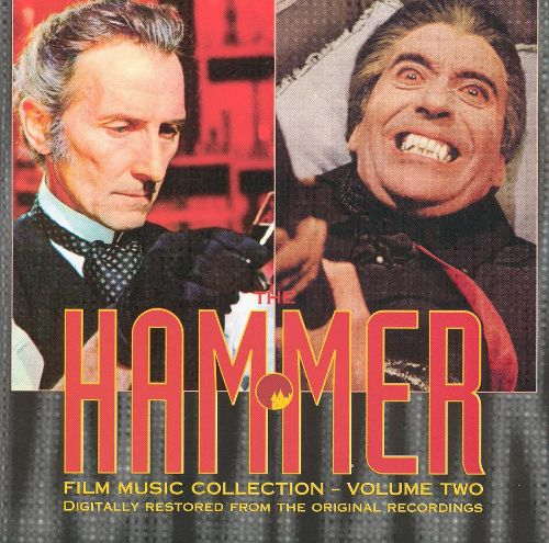 Hammer Film Music Collection, Vol. 2
