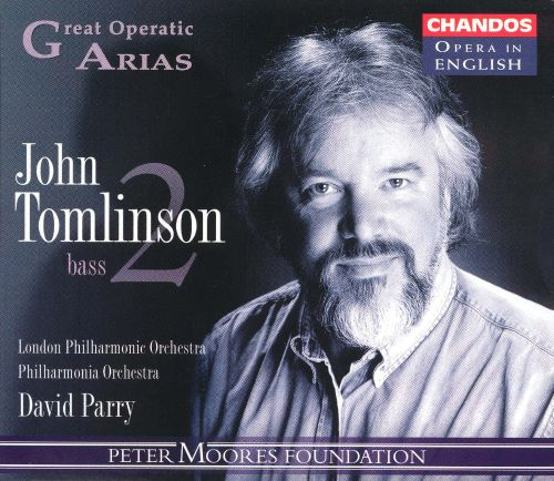 Great Operatic Arias: John Tomlinson, Vol. 2