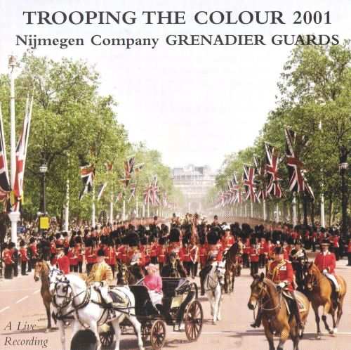 Trooping the Colour 2001