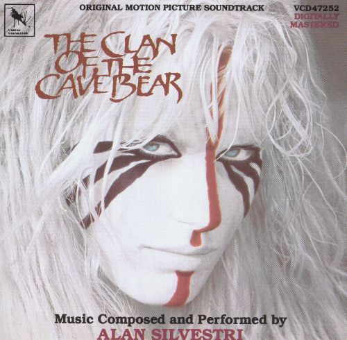 The Clan Of The Cave Bear Original Motion Picture Sountrack Alan