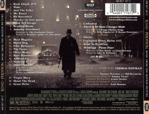 Road to Perdition [Music from the Motion Picture]