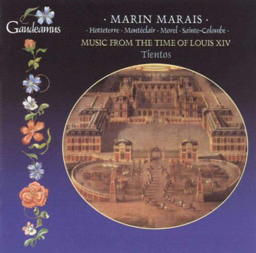 Music from the Time of Louis XIV