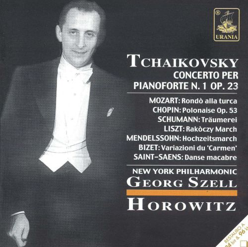 Horowitz Interprets Tchaikovsky, etc.