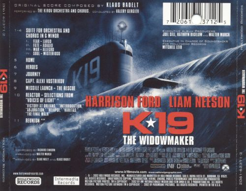 K-19: The Widowmaker [Original Motion Picture Score]