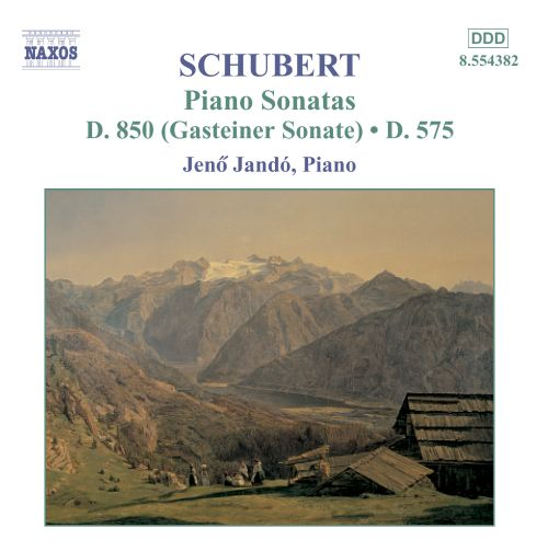 Piano Sonata No. 9 in B major, D. 575 (Op. posth. 147)