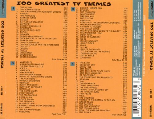 One Hundred Greatest TV Themes