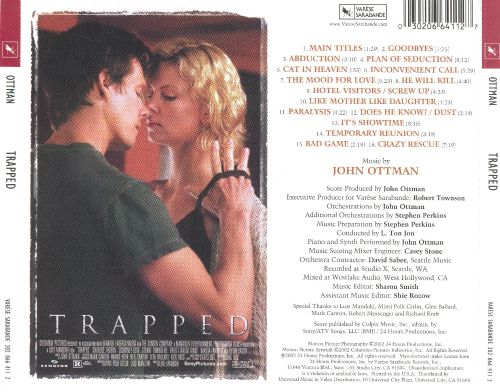 Trapped [Original Motion Picture Soundtrack]