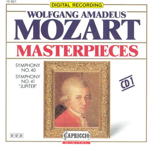 mozart musical masterpieces