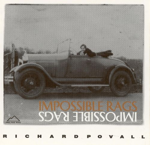 Richard Povall: Impossible Rags