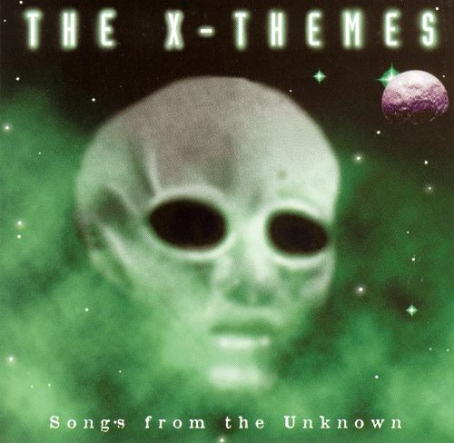 X-Themes: Songs from the Unknown
