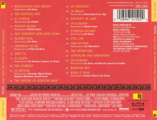 Frida [Music from the Motion Picture]