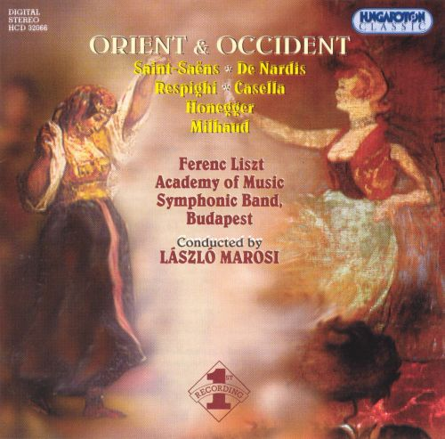 Orient & Occident: Works for Symphonic Band
