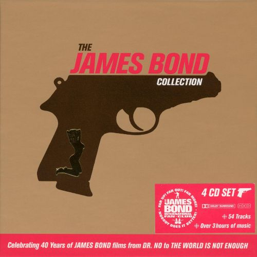 James Bond Collection [Silva]