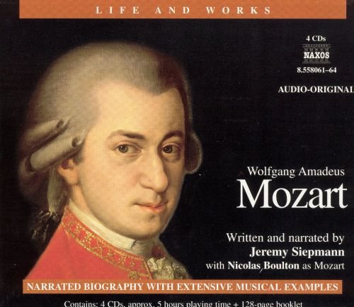 The Life and Works of Wolfgang Amadeus Mozart - Jeremy ...Wolfgang Amadeus Mozart Music List