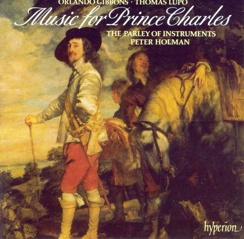 Music for Prince Charles