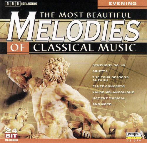 The Most Beautiful Melodies of Classical Music: Evening