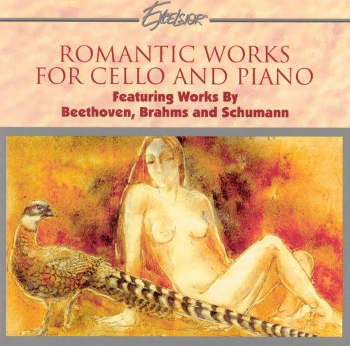 Romantic Works for Cello and Piano