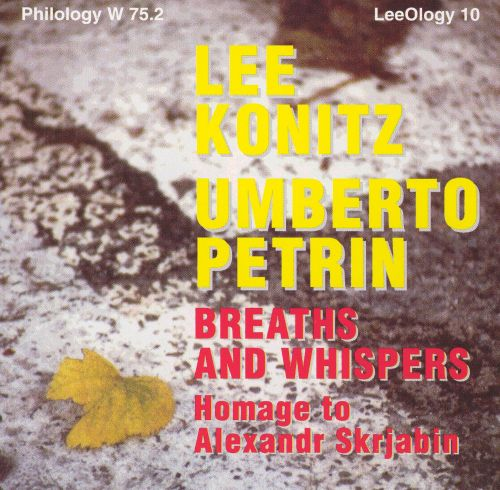 Breaths and Whispers: Homage to Alexandr Skrjabin