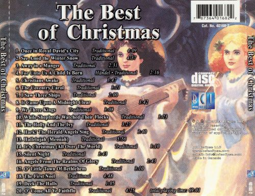 The Best of Christmas [BCI]