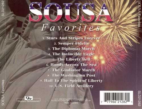 Sousa Favorites [Prime Cuts]