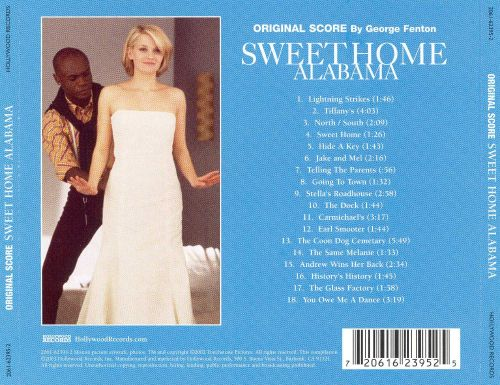 Sweet Home Alabama [Original Motion Picture Soundtrack]