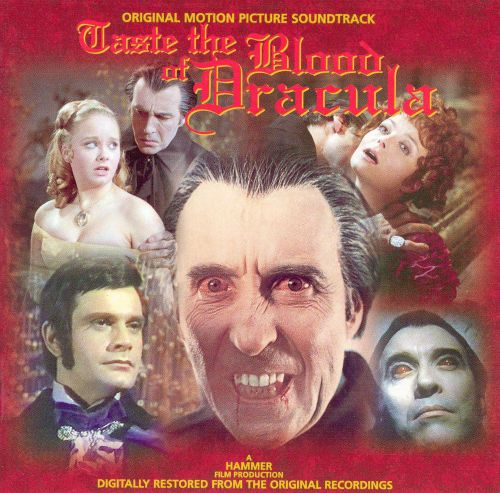 Taste the Blood of Dracula [Original Motion Picture Soundtrack]