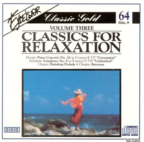 Classics for Relaxation, Vol. 3