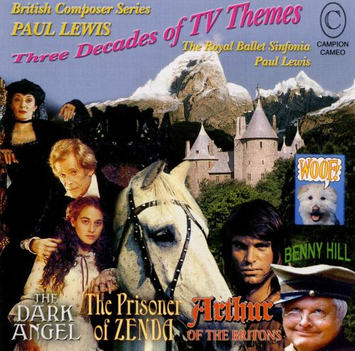 Paul Lewis: Three Decades of Television Themes