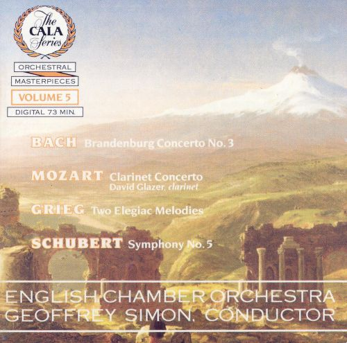 Symphony No. 5 in B flat major, D. 485