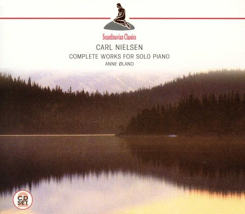 Nielsen: Complete Works for Solo Piano