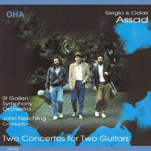 Concerto for 2 guitars & orchestra, Op. 201